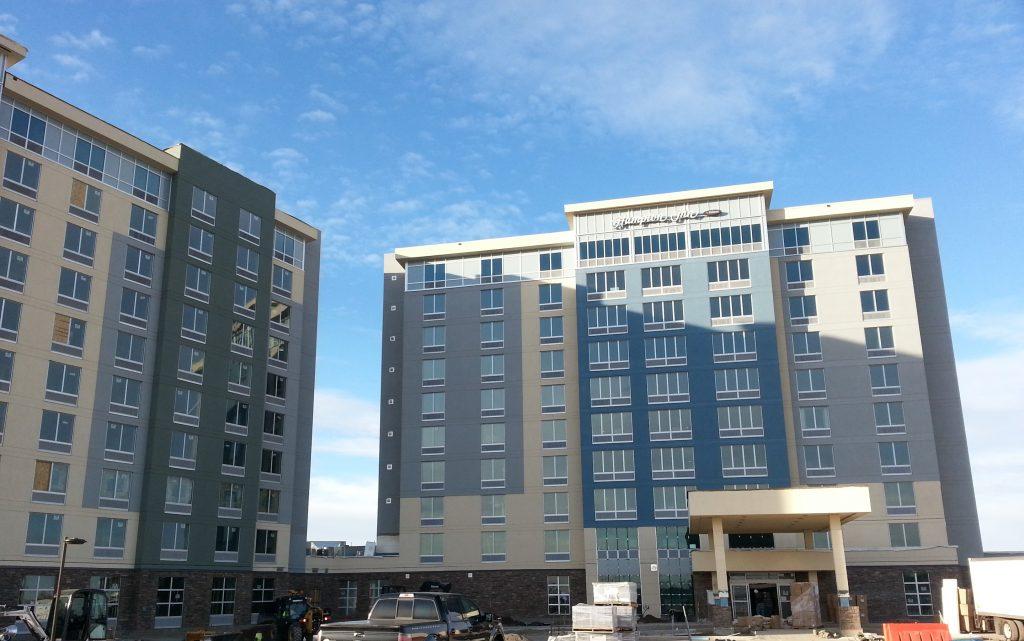 Hampton Inn & Homewood Suites